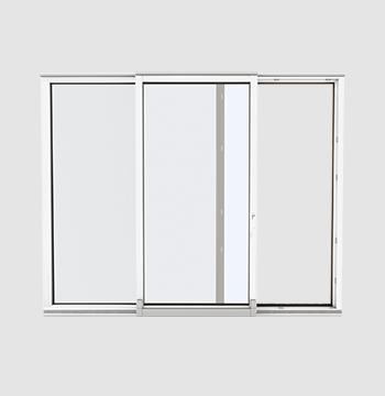 PSK PVC tilt and slide doors