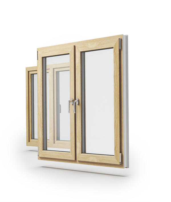 PVC windows in the Investline system